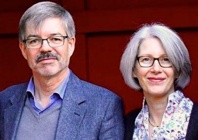 Foto Liz und Hans Carl